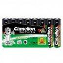 8ks 1,5V AAA batérie Camelion