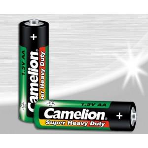 Camelion Super Heavy Duty 1,5V AA R6P, Mignon batéria