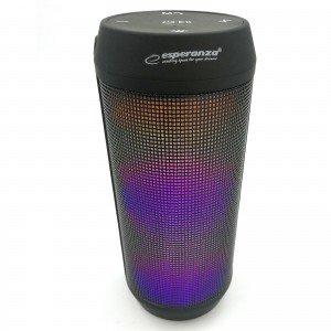 Esperanza EP133K FADO bluetooth reproduktor s FM rádiom a LED podsvietením