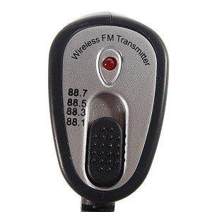 Jednoduchý 4-kanálový FM transmiter