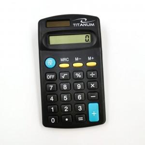 TCL101 Vrecková kalkulačka Titanum