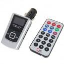 MP3 prehrávač FM Transmitterom s IR DO SD / USB