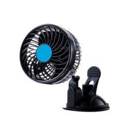 HX-T703 12V Auto Turbo ventilátor 15cm s prísavkou